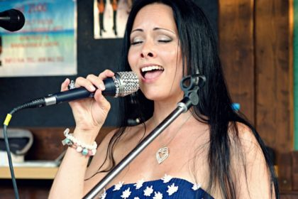 Ellen Lenská představila melodie ze známých muzikálů.